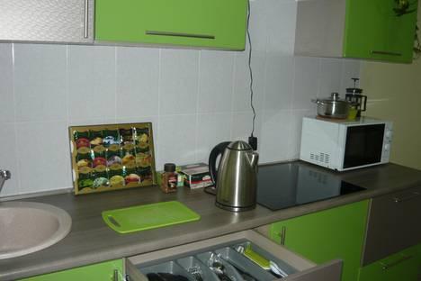 Сдается 1-комнатная квартира посуточно в Новосибирске, ул. Гоголя, 204/1.