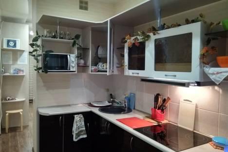 Сдается 1-комнатная квартира посуточно в Новосибирске, ул. Серебряные Ключи, 6.