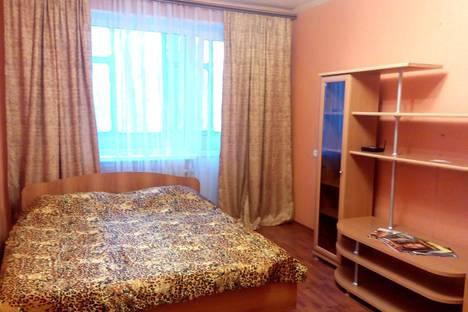 Сдается 1-комнатная квартира посуточно в Белгороде, ул. Некрасова, 34.