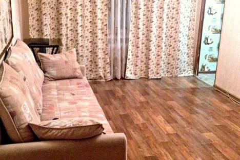 Сдается 2-комнатная квартира посуточно в Кисловодске, ул. К.Цеткин, 26.