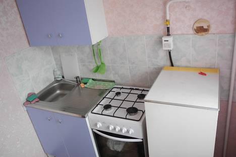 Сдается 1-комнатная квартира посуточнов Омске, ул. Труда, 9а.