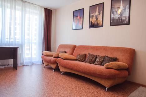 Сдается 2-комнатная квартира посуточнов Новокузнецке, Ермакова 10.