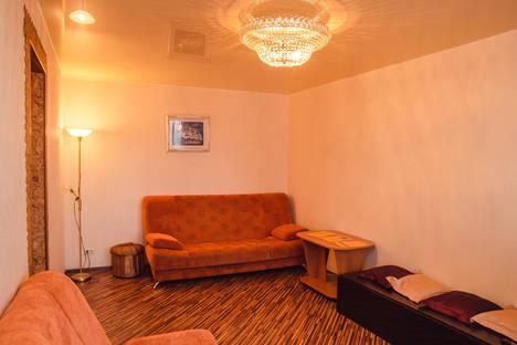 Сдается 2-комнатная квартира посуточнов Новокузнецке, Кирова 65.