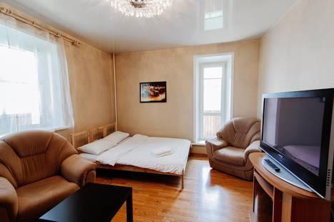 Сдается 1-комнатная квартира посуточнов Новокузнецке, Строителей 82.