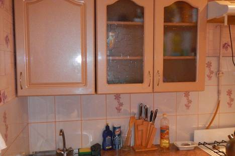 Сдается 2-комнатная квартира посуточно в Вологде, переулок Огородный, 12.