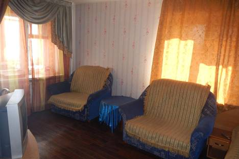 Сдается 1-комнатная квартира посуточно в Вологде, ул. Галкинская, 107.