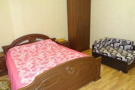 Сдается 1-комнатная квартира посуточно в Кисловодске, ул. Красноармейская, 16.