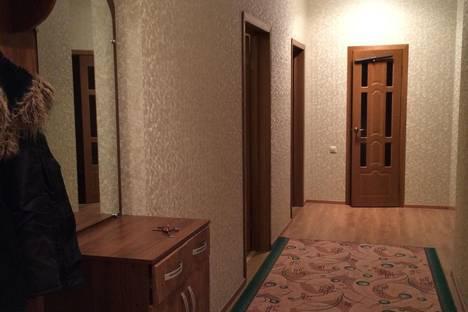 Сдается 3-комнатная квартира посуточно в Белгороде, Лермонтова 33а.