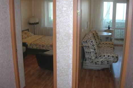 Сдается 1-комнатная квартира посуточнов Екатеринбурге, ул. Машинистов,3.