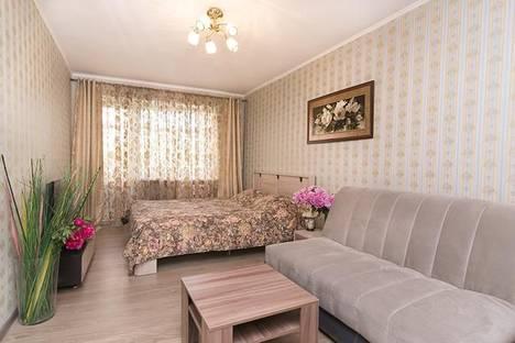Сдается 1-комнатная квартира посуточнов Екатеринбурге, Ленина 53/Первомайская,32.