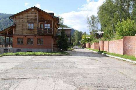 Сдается коттедж посуточно в Красноярске, Манский пос, Манский бриз, 1.