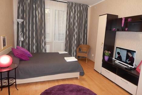 Сдается 1-комнатная квартира посуточно в Реутове, ул. Юбилейный проспект 72.