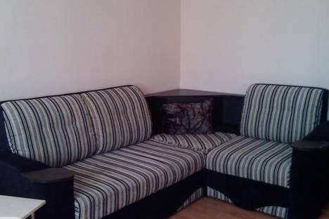 Сдается 1-комнатная квартира посуточно в Ишиме, ул. Ленина, д.6.