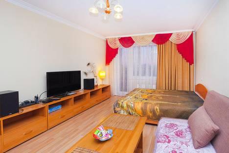 Сдается 1-комнатная квартира посуточно в Новосибирске, Горский 82.