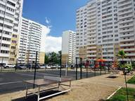 Сдается посуточно 1-комнатная квартира в Новороссийске. 38 м кв. Анапское шоссе, 41е