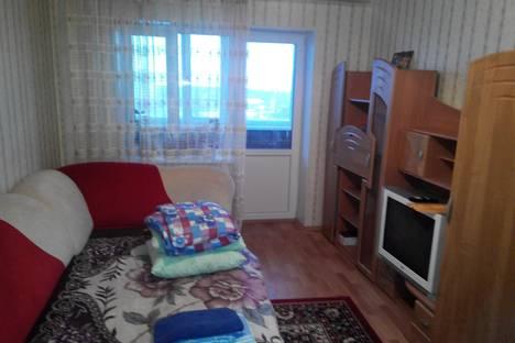 Сдается 1-комнатная квартира посуточно в Мегионе, садовая 14/1.
