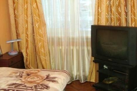 Сдается 3-комнатная квартира посуточно в Кировске, Олимпийская улица, д. 10.