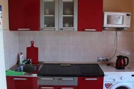 Сдается 1-комнатная квартира посуточно в Кировске, Олимпийская улица, д. 87.