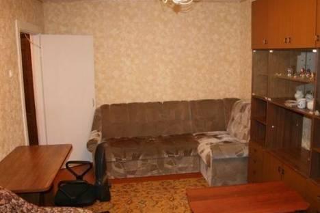 Сдается 1-комнатная квартира посуточно в Кировске, Олимпийская улица, д. 19.