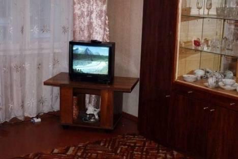 Сдается 3-комнатная квартира посуточно в Кировске, Олимпийская улица, д. 27.
