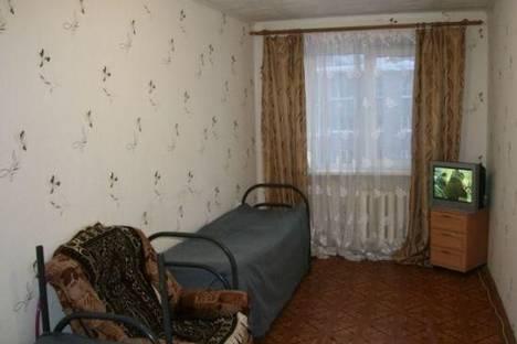 Сдается 2-комнатная квартира посуточно в Кировске, Кирова улица, д. 46.