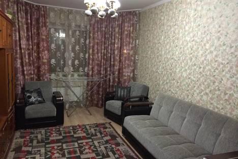 Сдается 1-комнатная квартира посуточно в Ногинске, ул. Комсомольская 78.