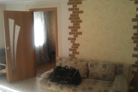 Сдается 2-комнатная квартира посуточно в Перми, ул. Студенческая, 30.