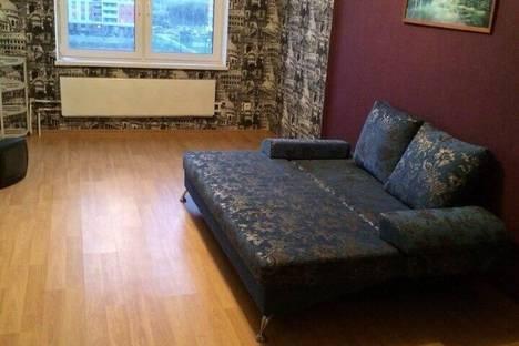 Сдается 1-комнатная квартира посуточнов Екатеринбурге, ул. Чкалова, 124.