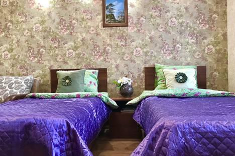 Сдается 1-комнатная квартира посуточно в Железноводске, Ленина,8.