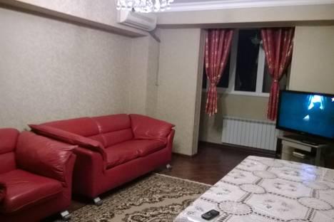 Сдается 2-комнатная квартира посуточно в Махачкале, Ленина 18.
