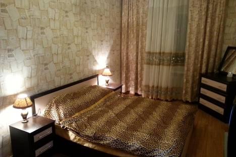 Сдается 1-комнатная квартира посуточно в Одинцове, шоссе Можайское, 77.