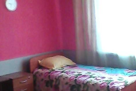Сдается 4-комнатная квартира посуточно в Новокузнецке, проспект Шахтеров, 29.