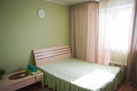 Сдается 1-комнатная квартира посуточнов Уфе, Бакалинская 25.