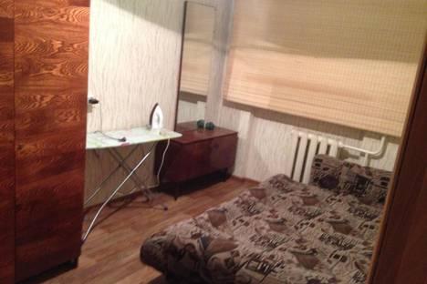Сдается 2-комнатная квартира посуточно в Кургане, ул. Советская, 196.