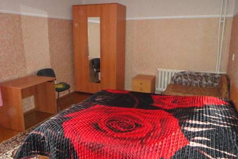 Сдается 1-комнатная квартира посуточно в Североморске, ул.Сафонова, 15.
