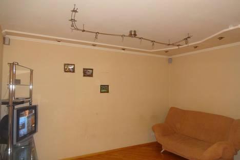 Сдается 2-комнатная квартира посуточно в Ставрополе, ул. 50 лет ВЛКСМ, 14 б.