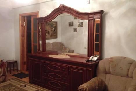 Сдается 2-комнатная квартира посуточнов Махачкале, Энгельса 40.