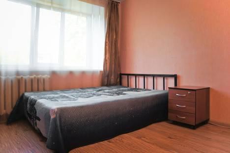 Сдается 1-комнатная квартира посуточно в Уфе, проспект Октября, 83/2.