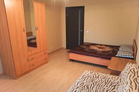 Сдается 1-комнатная квартира посуточнов Уфе, Мингажева 140.