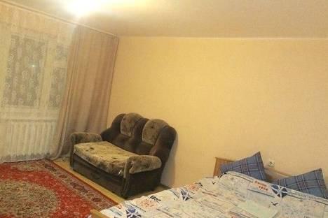 Сдается 1-комнатная квартира посуточно в Нефтекамске, ул. Строителей, 91.