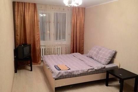 Сдается 1-комнатная квартира посуточнов Нефтекамске, ул. Ленина, 82.