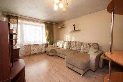 Сдается 1-комнатная квартира посуточнов Красноярске, ул. Бебеля, 57 (ЗАВТРАК в подарок).