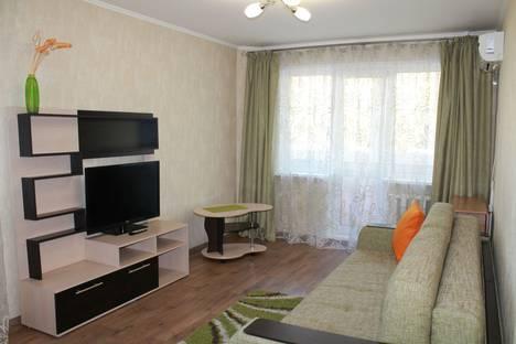 Сдается 2-комнатная квартира посуточно в Хабаровске, Пушкина 9.
