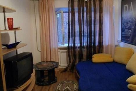Сдается 1-комнатная квартира посуточно в Томске, Красноармейская улица, д. 135.