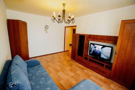 Сдается 2-комнатная квартира посуточно в Тобольске, 4 МИКРОРАЙОН, ДОМ 26.