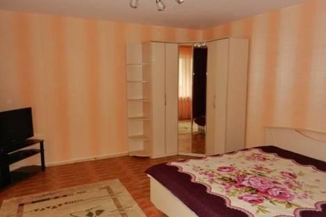 Сдается 1-комнатная квартира посуточно в Тобольске, 4 МИКРОРАЙОН, ДОМ 36/1.