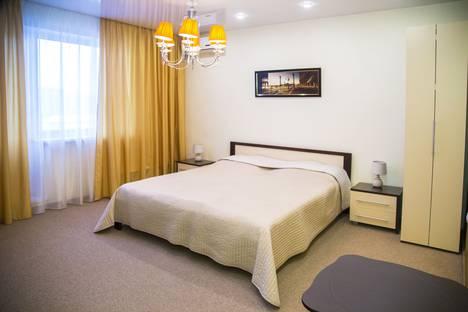 Сдается 2-комнатная квартира посуточно в Красноярске, Свободный проспект, 75в.