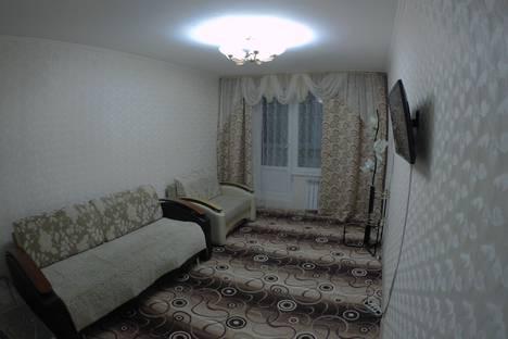 Сдается 2-комнатная квартира посуточно, проспект им Вахитова, 22 ( 30/04 ).