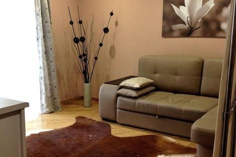 Сдается 1-комнатная квартира посуточно в Уфе, проспект Октября, 46/2.
