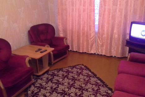 Сдается 2-комнатная квартира посуточно в Березниках, Свердлова 114.